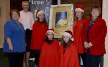 Children's Remembrance Day Committee launch their annual 'sponsor a Christmas Tree Light'