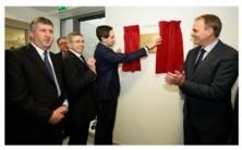 Minister opens new developments at Letterkenny University Hospital
