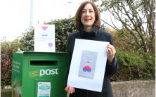 An Post issues a special stamp to highlight organ donation