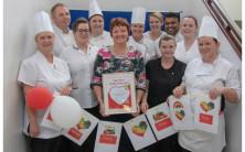 Roscommon University Hospital awarded Gold Happy Heart Award