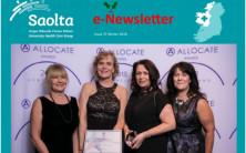 e-saolta Newsletter Issue 37 Winter 2018