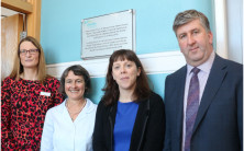 RUH officially opens new Blood Sciences Project and Refurbishment of Laboratory