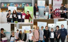 Patient Experience Fair Day at UHG