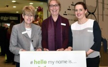 #hellomynameis launched at UHG