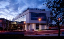 CRF Building nominated for Engineering Project of the Year